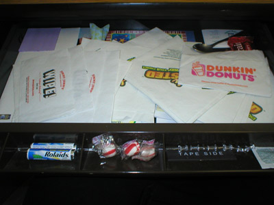 Napkindrawer