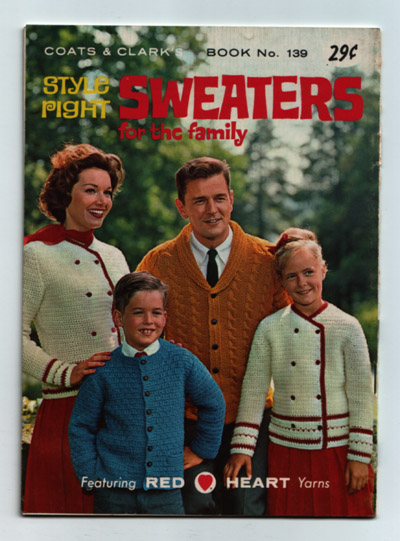 Sweaters for the whole family.
